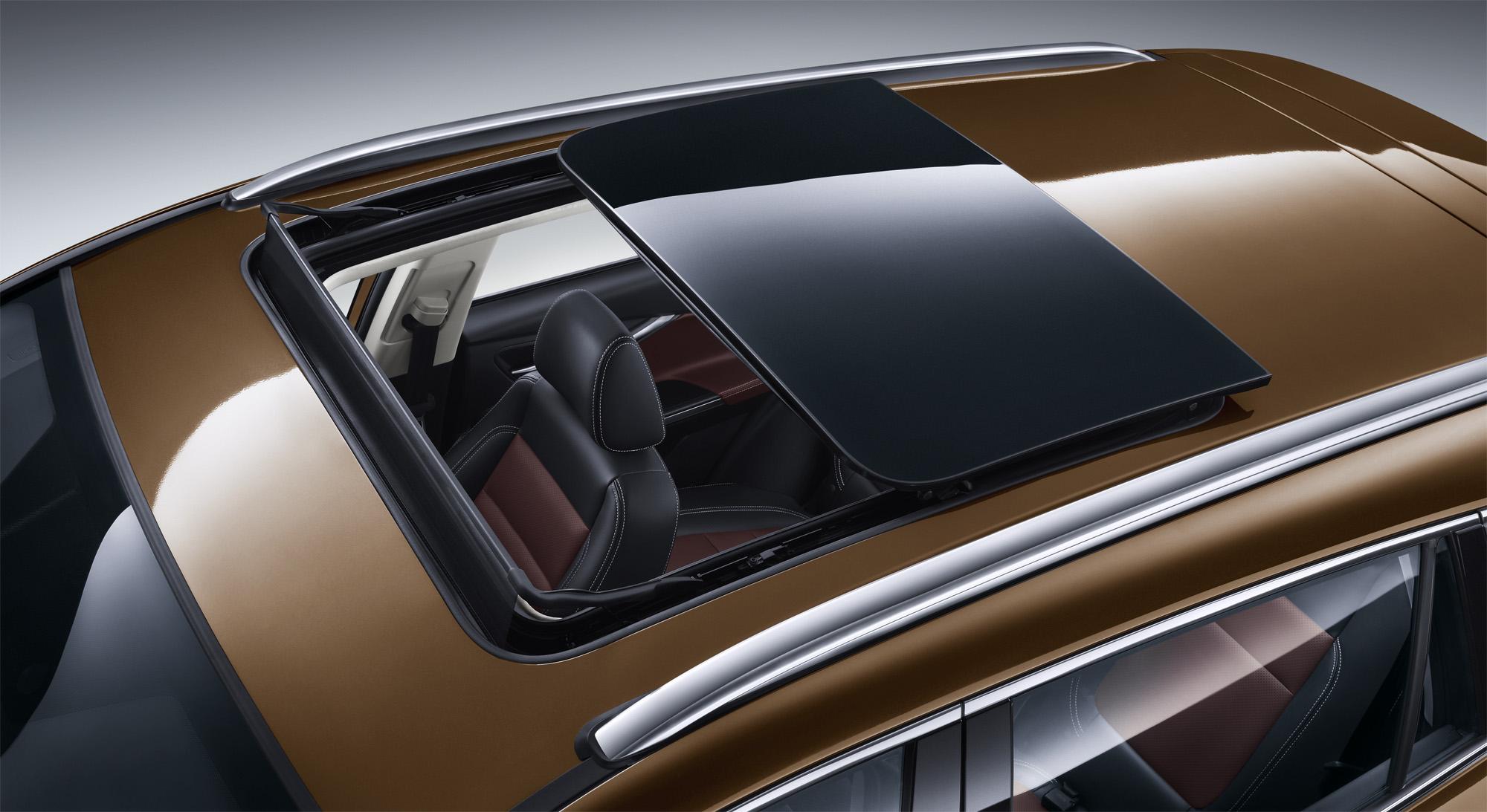 2017款北汽幻速S6新增5MT车型