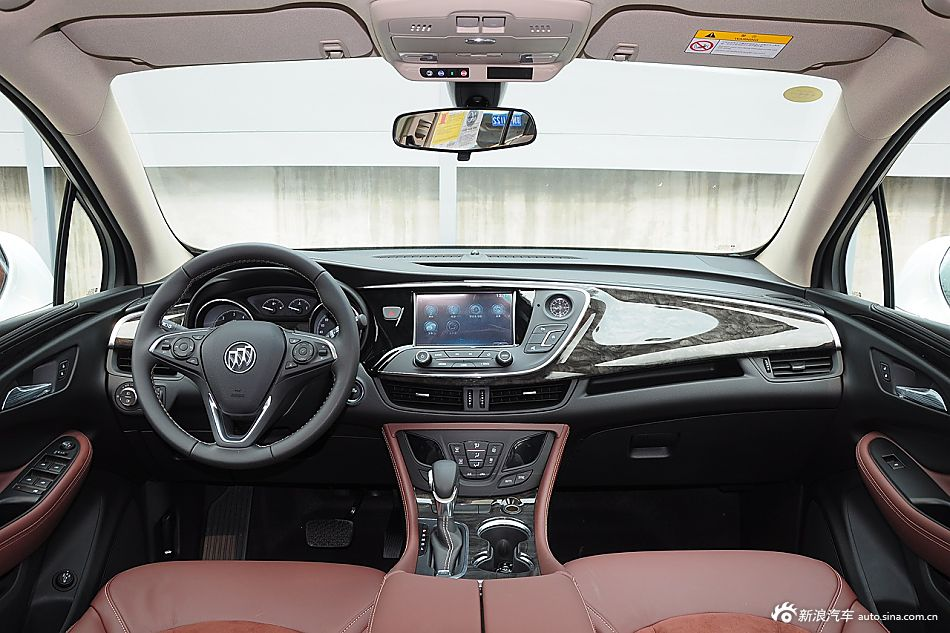 2016款昂科威20T四驱豪华型