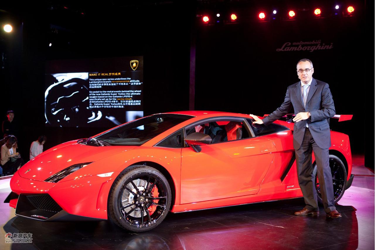 兰博基尼Super_Trofeo亚洲系列赛项目负责人Cristiano_Inverni先生_隆重宣布Super_Trofeo超级挑战赛今年将登陆中国
