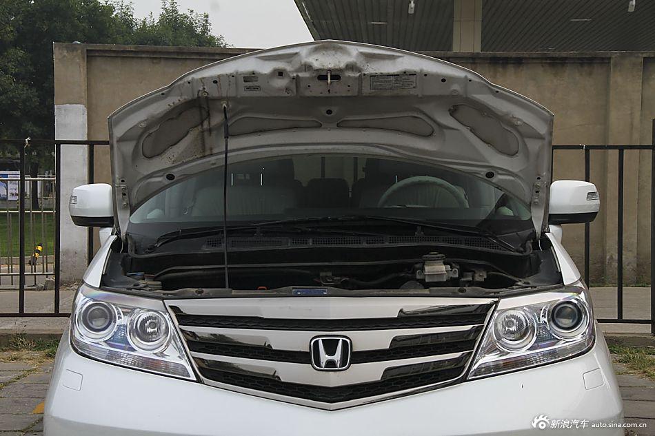 2012款艾力绅2.4VTi-S尊贵导航版