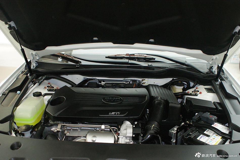 2012款比亚迪G6
