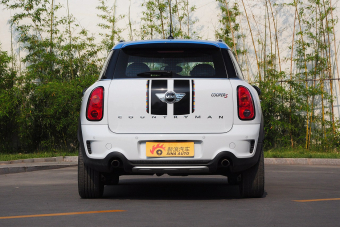 2015款MINI COUNTRYMAN 1.6T COOPER S All 4进藏限量版