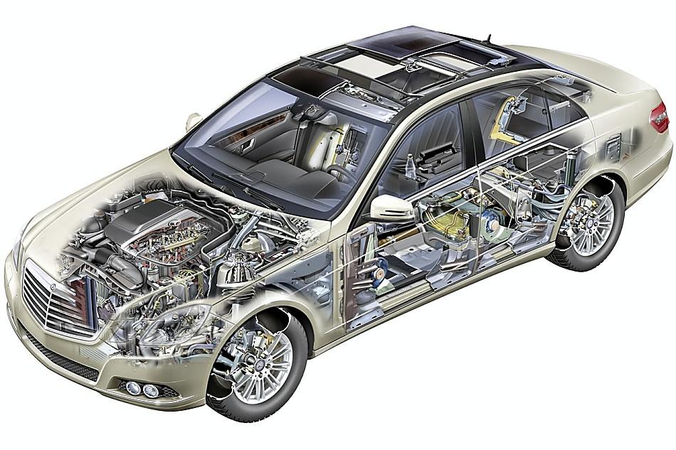 2010款奔驰E Class 进口奔驰E级图片126939