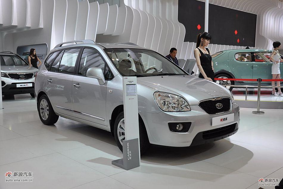 起亚佳乐 图片5366993 汽车图库 新浪汽车高清图片