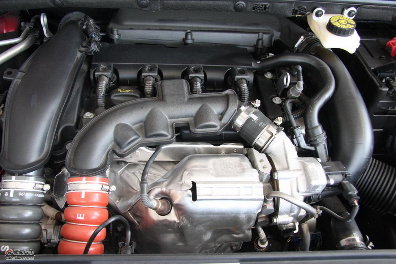 标致308cc时尚型其他 308cc引擎底盘图片1107001 汽车图库 新浪汽车高清图片