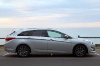 现代将推全新i40旅行车 基于2015款现代索纳塔车型
