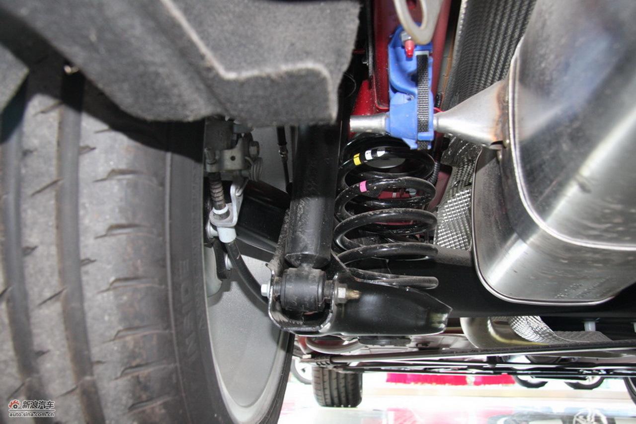 标致308cc时尚型其他 308cc引擎底盘图片1107029 汽车图库 新浪汽车高清图片