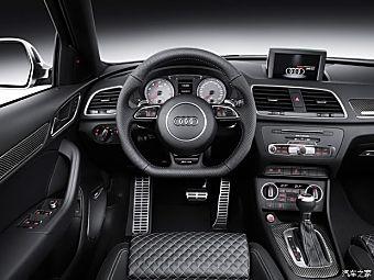 动力提升 奥迪RS Q3 performance版官图