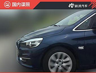 华晨宝马阵营壮大 2系运动旅行车谍照曝光
