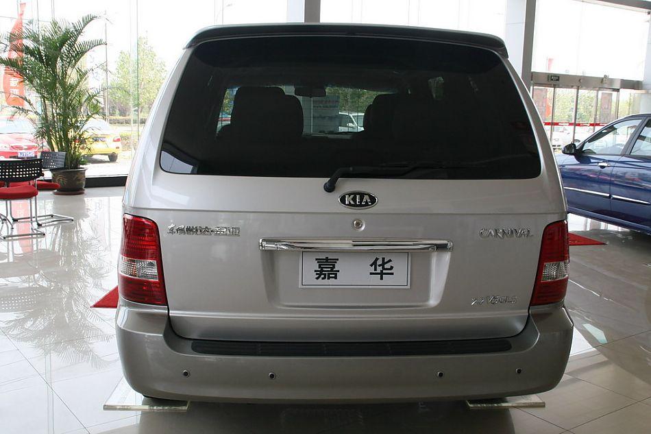 东风悦达起亚 嘉华 尾部 嘉华 图片30894 汽车图