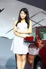 2014广州车展高清模特图:第七季