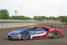 福特发布GT赛车将参与2016勒芒大赛