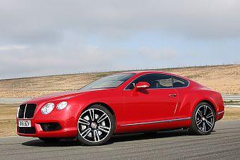 2013款宾利欧陆GT V8