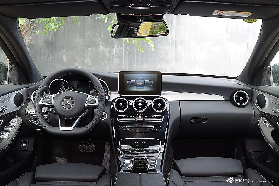 2015款奔驰C300运动版