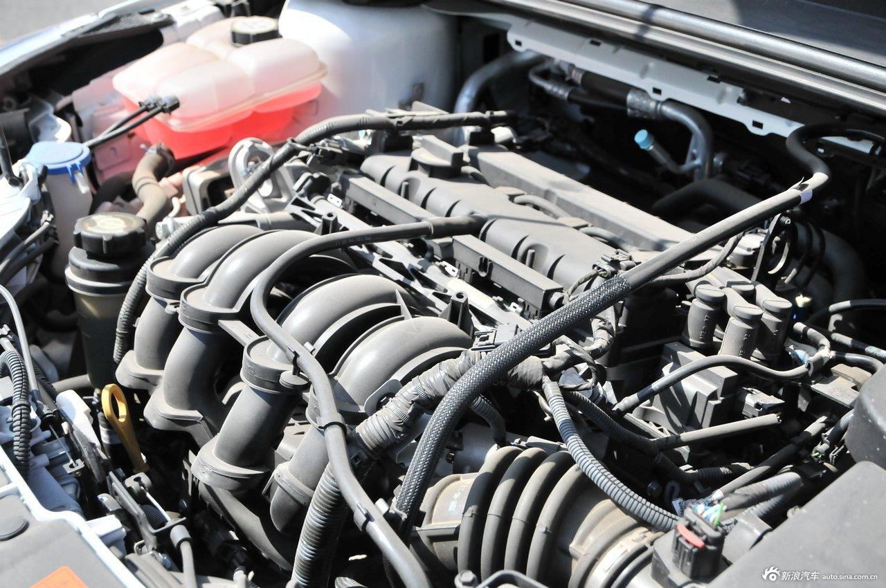 斯 福克斯引擎底盘图片14937347 汽车图库 新浪汽车 -2012款福特新高清图片