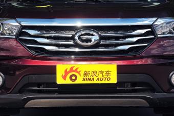 2015款传祺GS4 200T G-DCT豪华版