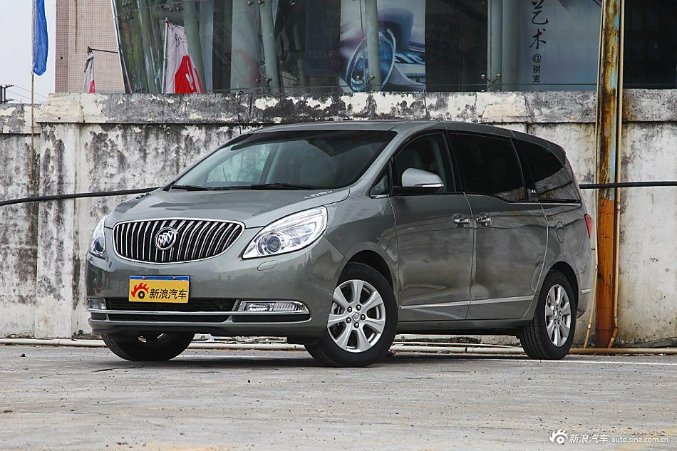 2014款GL8商务车3.0L自动XT豪华商务旗舰版