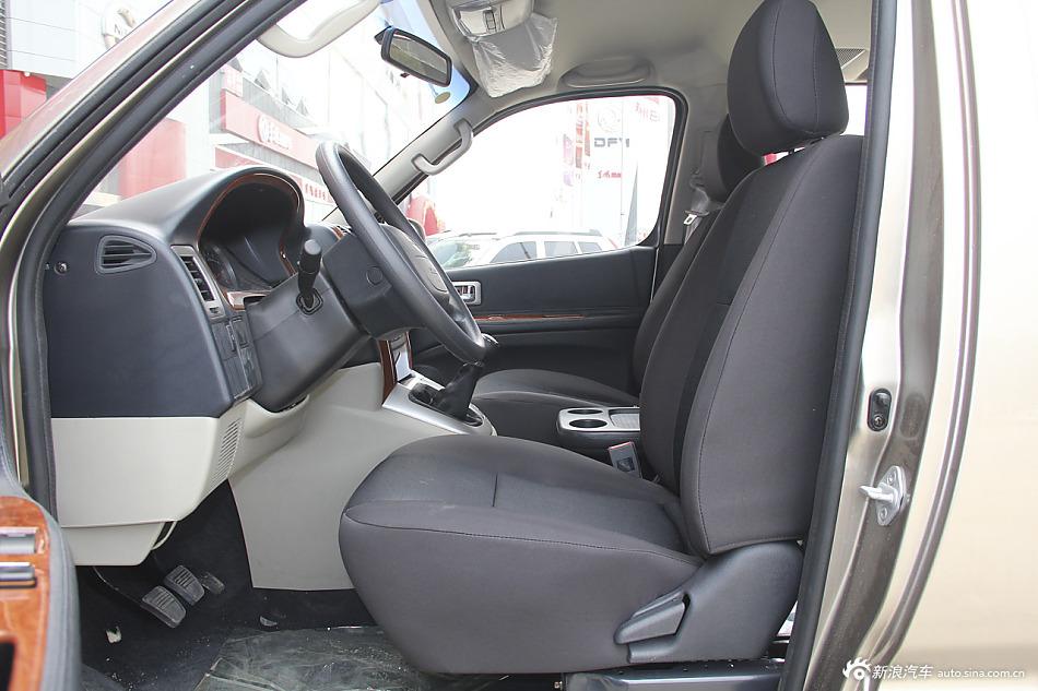 2016款金杯阁瑞斯2.0L手动快运舒适型