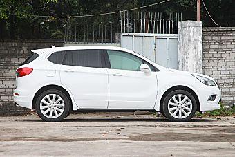 2016款昂科威2.0T自动四驱全能旗舰型28T