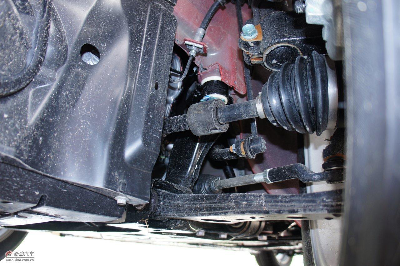 2011款马自达3星骋2.0自动 马自达3引擎底盘图片6707488 汽车图库 高清图片
