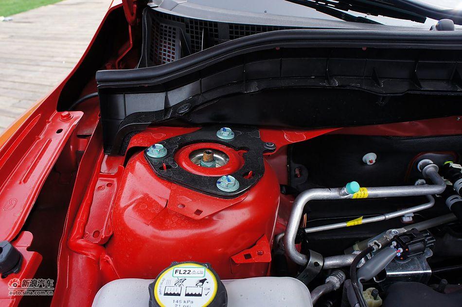 2011款马自达3星骋2.0自动 马自达3星骋底盘图片 汽车图库 新浪汽车高清图片