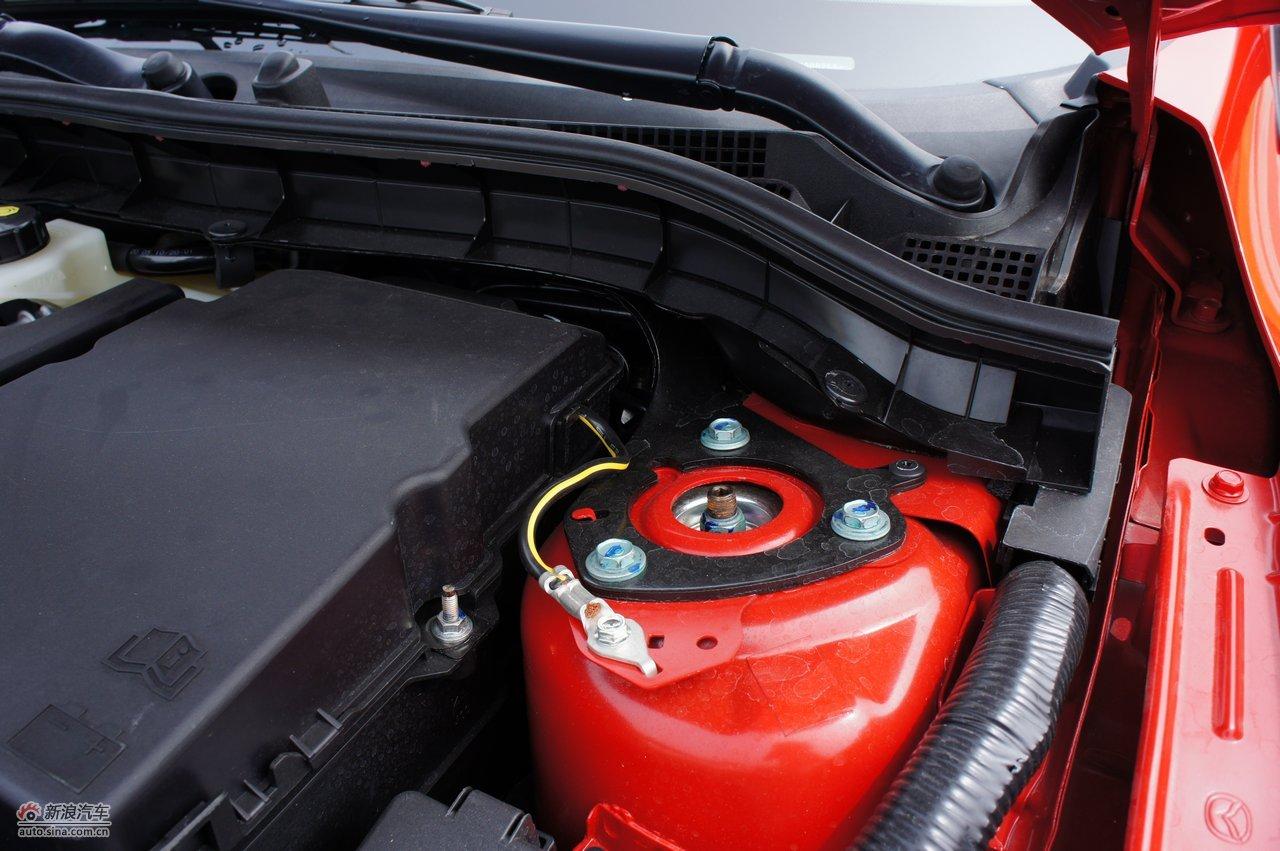 2011款马自达3星骋2.0自动 马自达3引擎底盘图片6707493高清图片