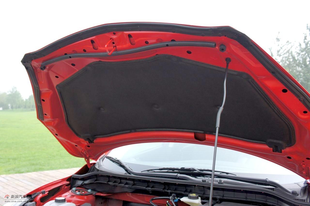 2011款马自达3星骋2.0自动 马自达3星骋引擎底盘图片6707498 汽车图高清图片