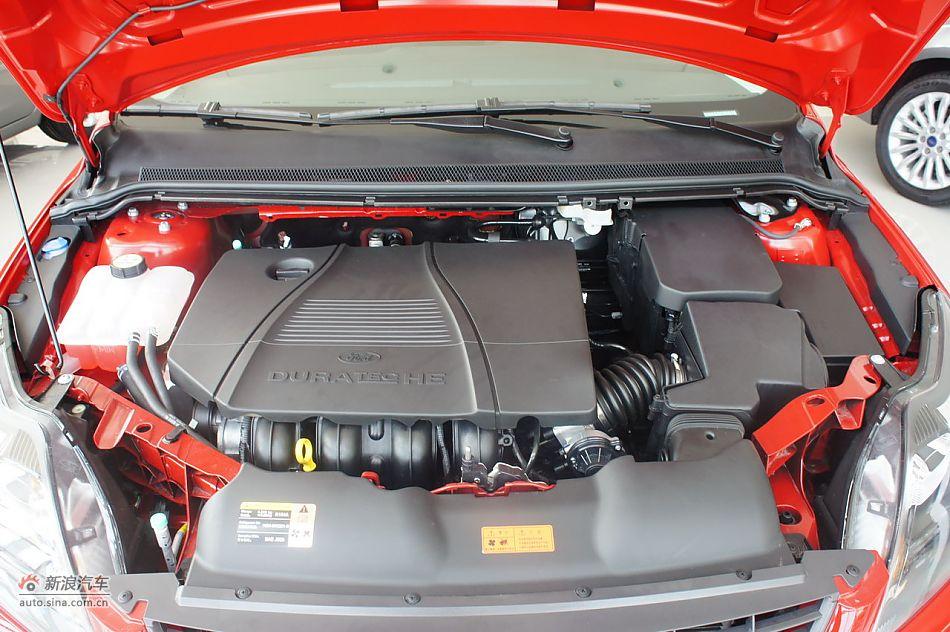 2011款福克斯三厢1.8自动时尚型底盘