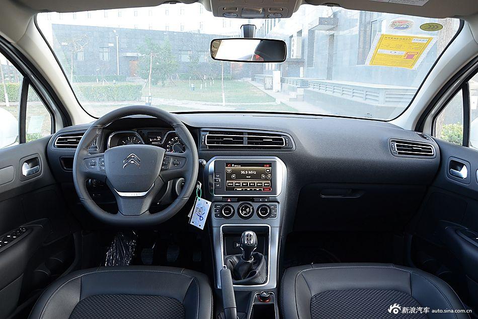 2016款雪鐵龍C4世嘉1.6L手動豪華型
