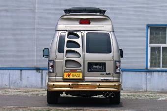福特E350黄金限量版