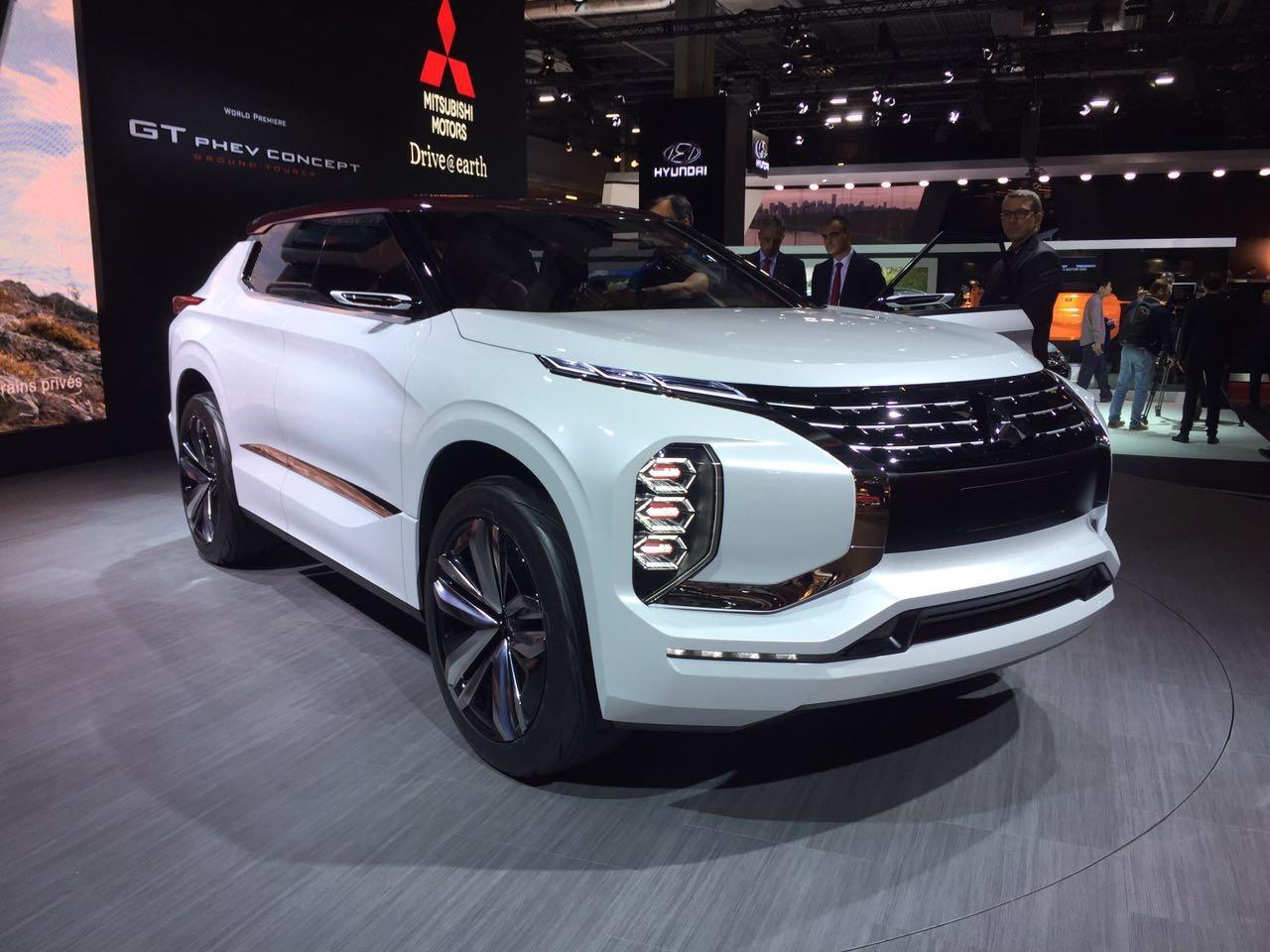 三菱GT-PHEV全新概念车