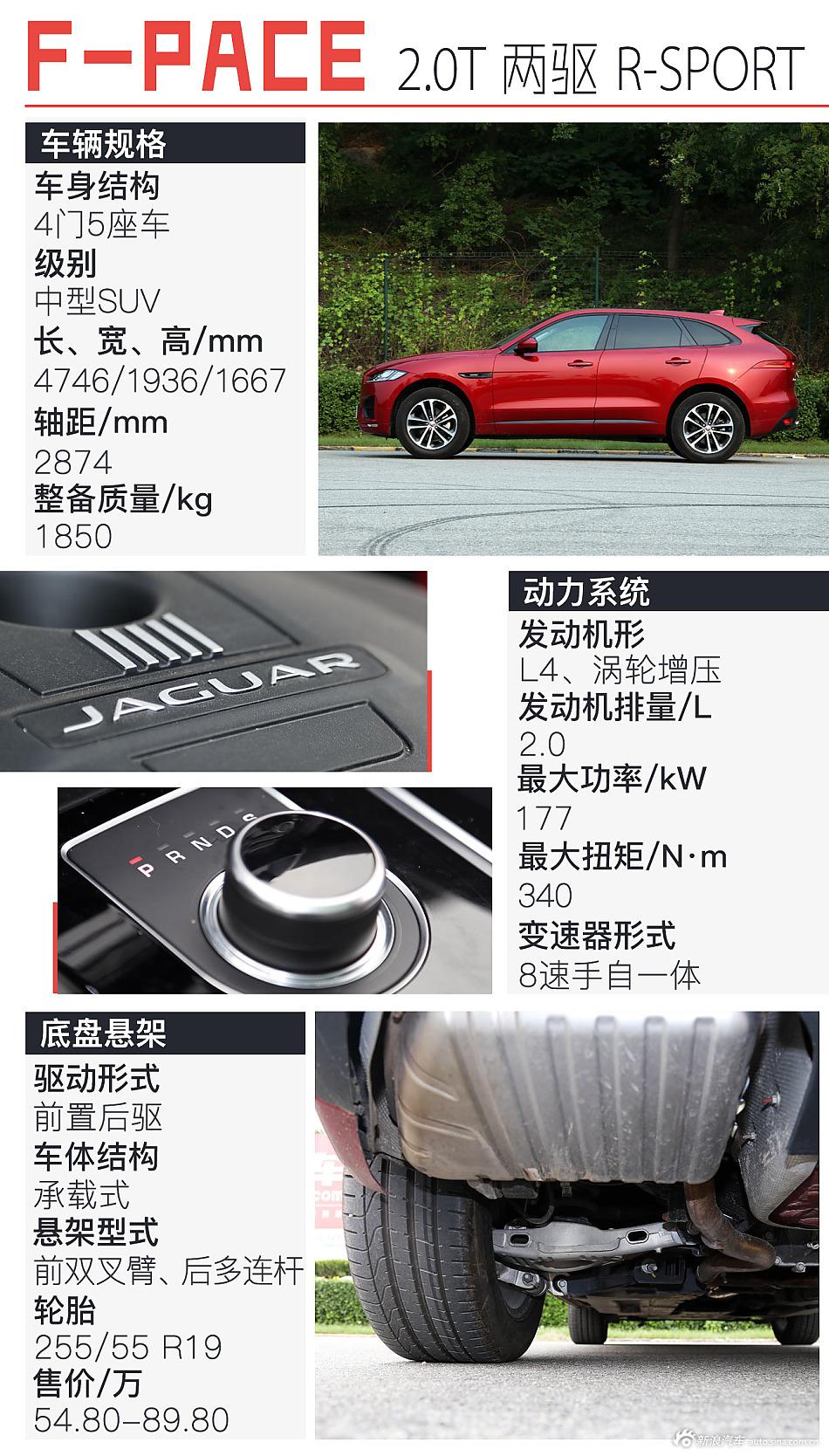 F-PACE购车指南