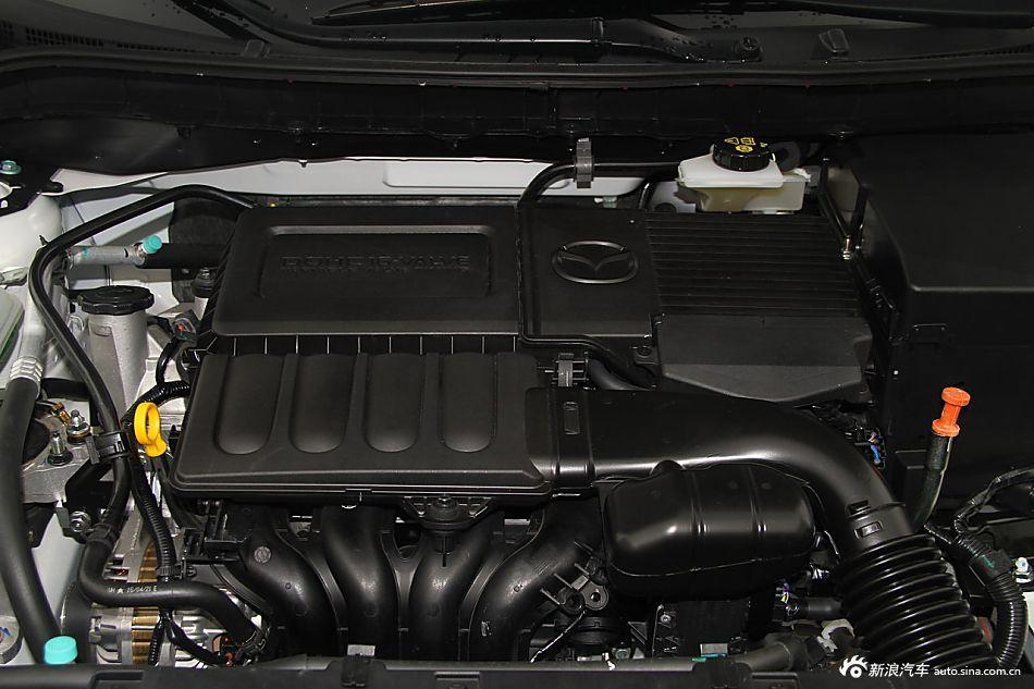 2015款马自达3星骋1.6L自动三厢精英型