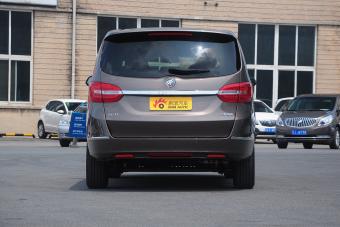 2014款GL8商务车2.4L CT豪华商务舒适版