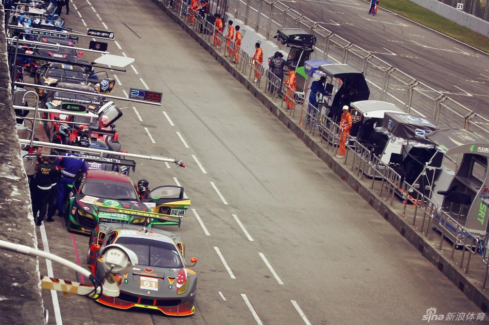 DH Racing征战亚洲勒芒珠海站