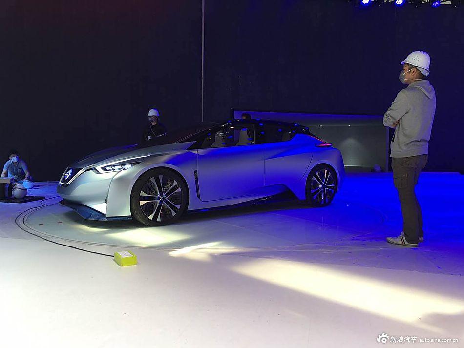 日产IDS自动驾驶概念车