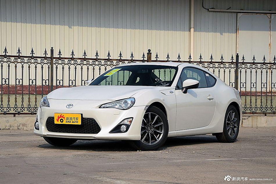 2014款丰田86 2.0L手动豪华型