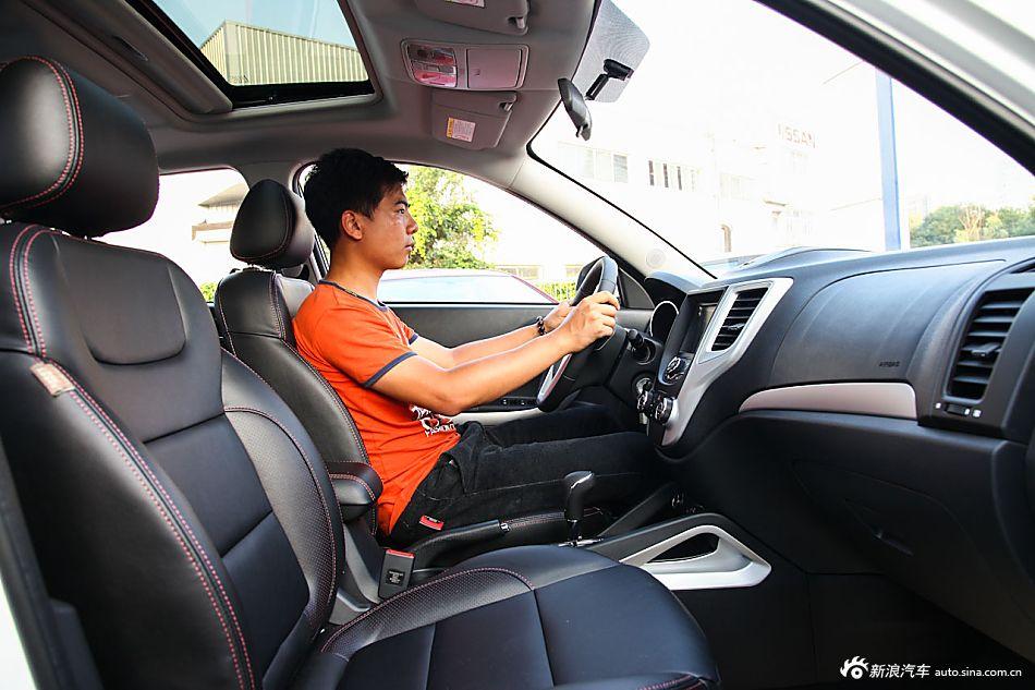2015款CS35 1.6L自动豪华型国V