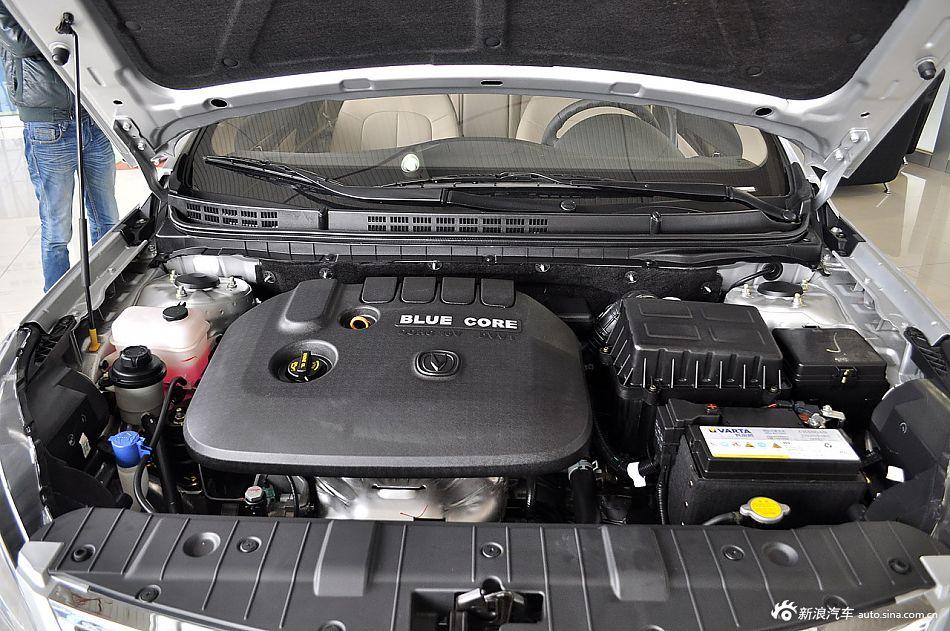 2014款逸动1.6L手动尊贵型