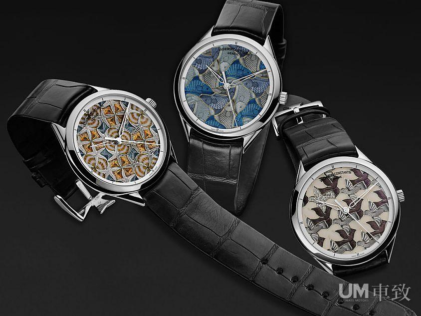 江诗丹顿推出八款全新腕表