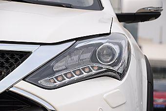 2015款比亚迪唐2.0T自动四驱尊贵型