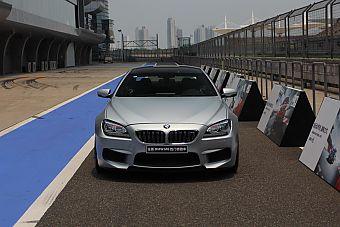 2013款宝马M6 Gran Coupe