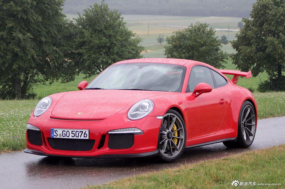 2014款保时捷911 GT3