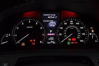 2013款雷克萨斯LS460 F Sport官方图片