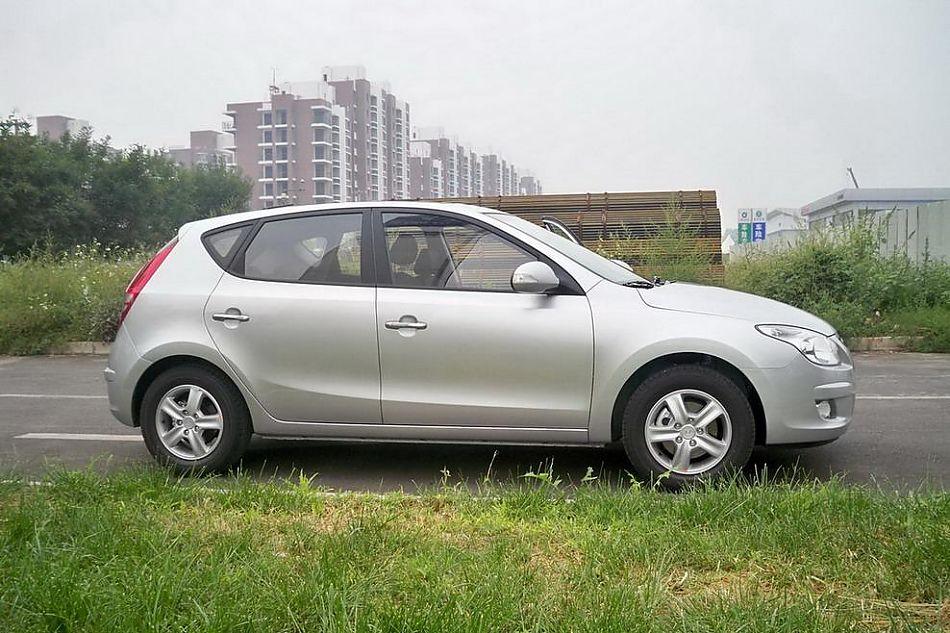 北京现代i30到店实拍
