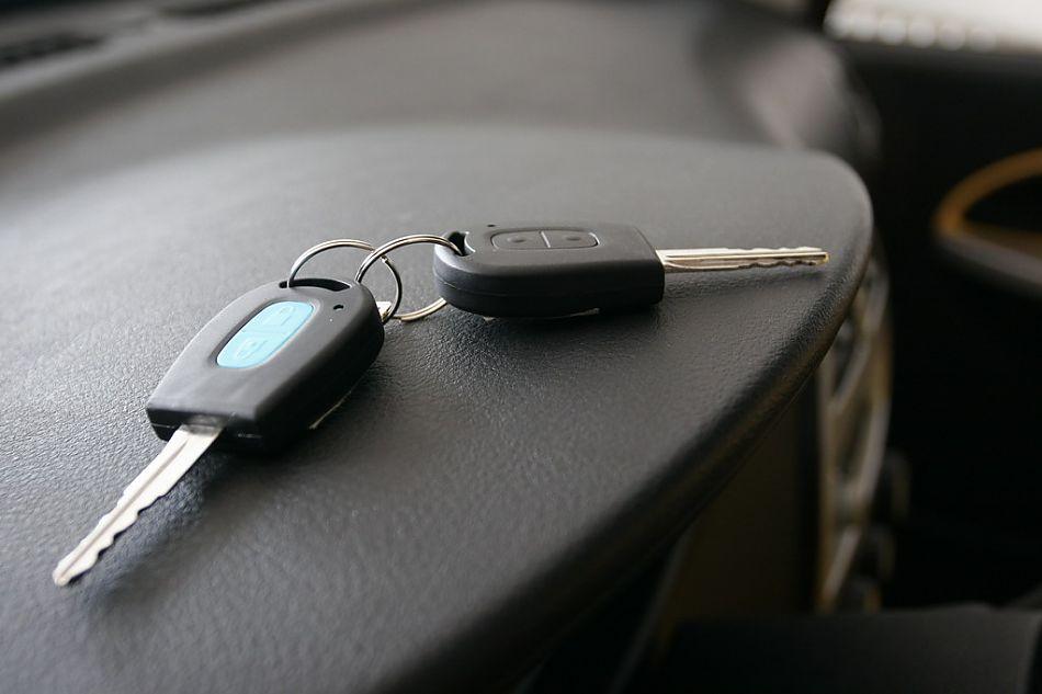 长安汽车奔奔车钥匙 216 256高清图片