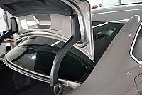 2011款帕萨特座椅空间