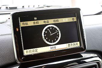 AMG G内饰图