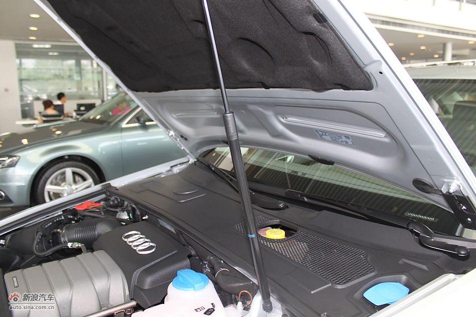 发动机 后备箱及悬挂 奥迪A6图片高清图片