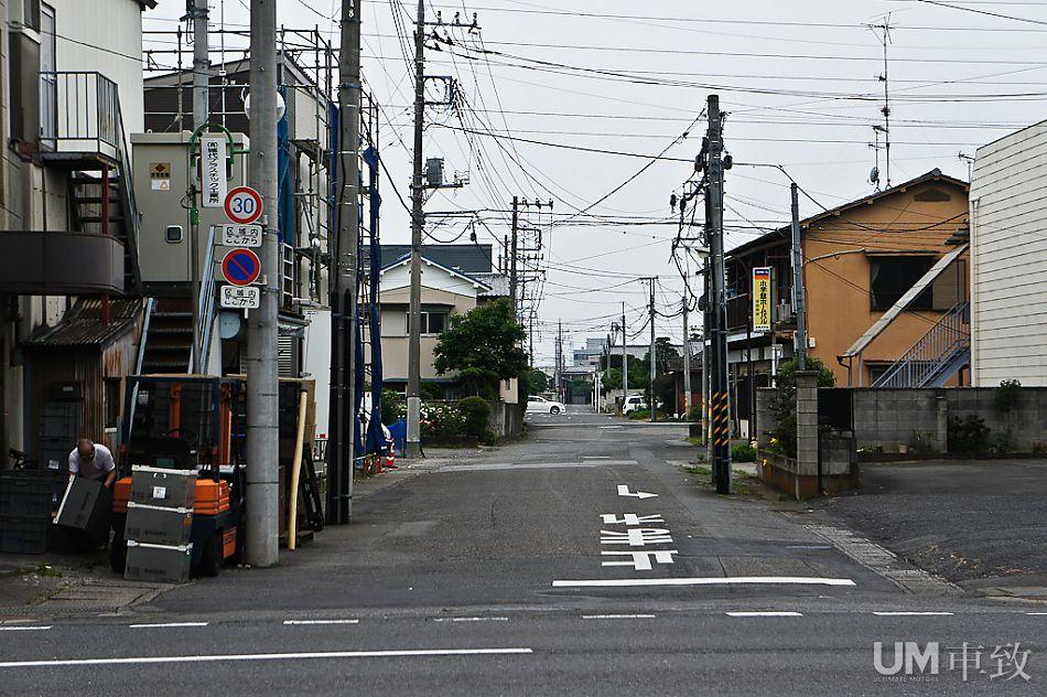 日本动漫街景手绘
